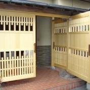 玄関外部扉2