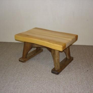 座卓用スツール2