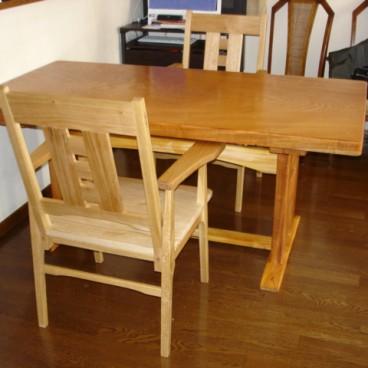 DSC02976欅テーブル