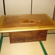 DSC03092いろりテーブル